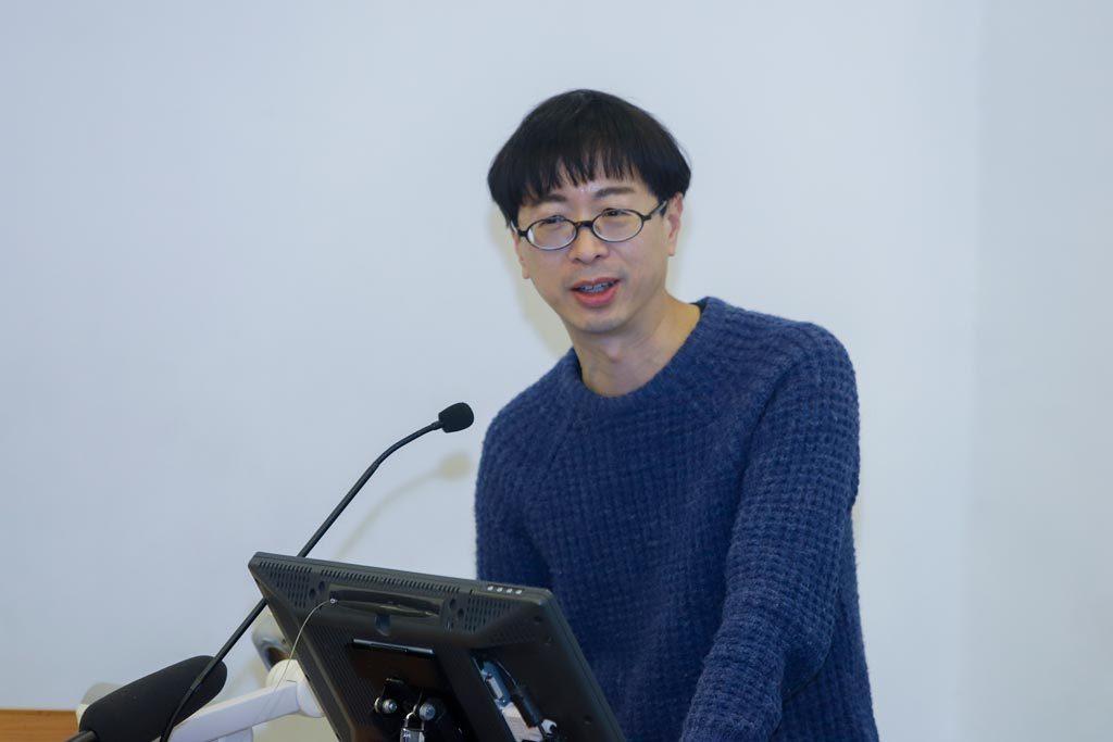香港亞太研究所青年研究中心主任馮應謙教授